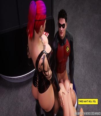 Lana-Liberty-Vs-The-Mistress 118 free sex comic
