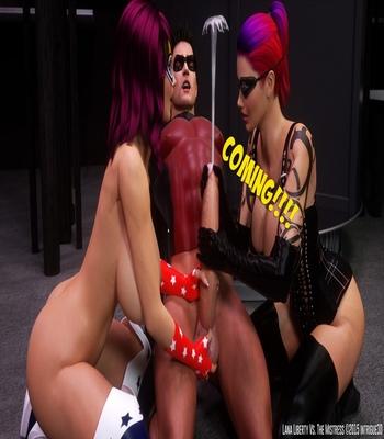 Lana-Liberty-Vs-The-Mistress 148 free sex comic
