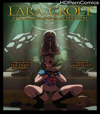 Porn Comics - Lara Croft And The Guardian Of Pleasure