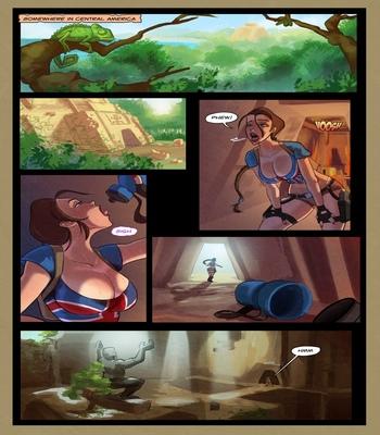 Lara-Croft-And-The-Guardian-Of-Pleasure 2 free sex comic