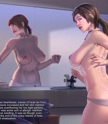 Lara's Curse comic porn sex 006