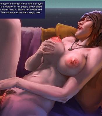 Lara's Curse comic porn sex 010