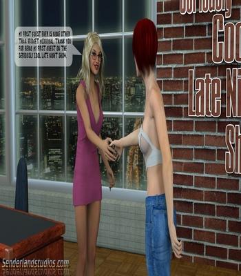 Late-Night-Show 5 free sex comic