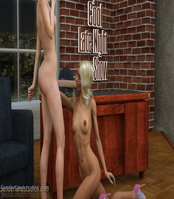 Late-Night-Show 18 free sex comic