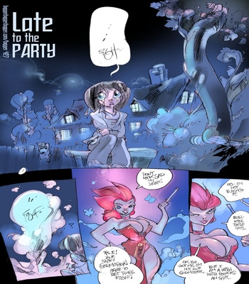 Late To The Party comic porn sex 002