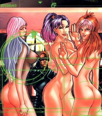 LateX-Men comic porn sex 002
