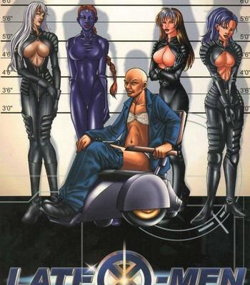 LateX-Men comic porn sex 024