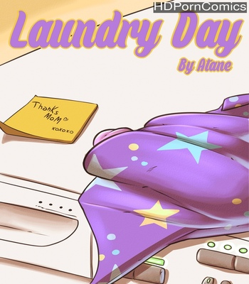 Porn Comics - Laundry Day