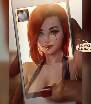 League NTR 2 - Part 1 comic porn sex 008