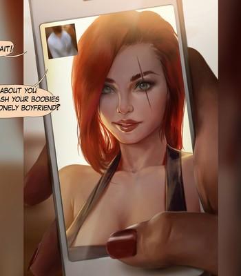 League NTR 2 - Part 1 comic porn sex 010