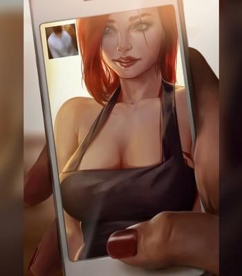 League NTR 2 - Part 1 comic porn sex 014