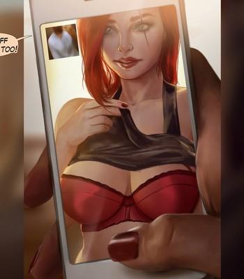 League NTR 2 - Part 1 comic porn sex 016