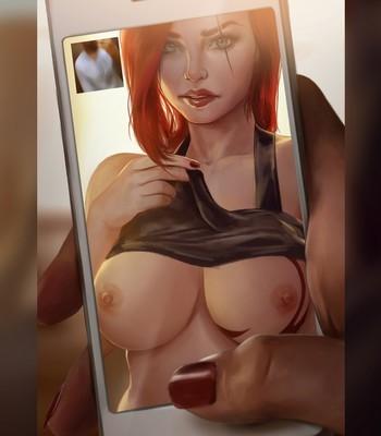 League NTR 2 - Part 1 comic porn sex 025