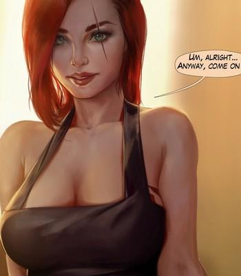 League NTR 2 - Part 1 comic porn sex 038