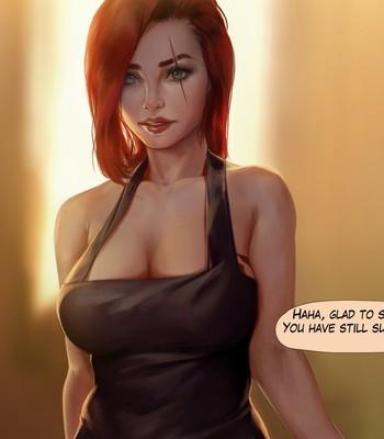 League NTR 2 - Part 1 comic porn sex 040