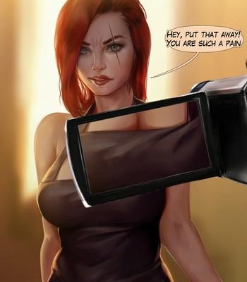 League NTR 2 - Part 1 comic porn sex 044