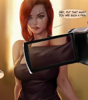 League NTR 2 - Part 1 comic porn sex 045
