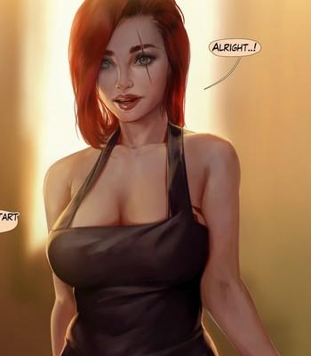 League NTR 2 - Part 1 comic porn sex 046