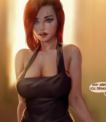 League NTR 2 - Part 1 comic porn sex 049