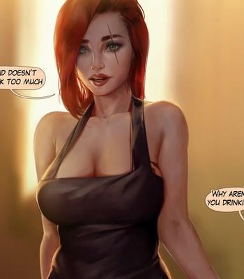 League NTR 2 - Part 1 comic porn sex 050