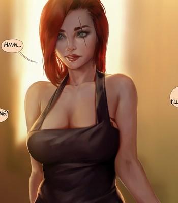 League NTR 2 - Part 1 comic porn sex 053