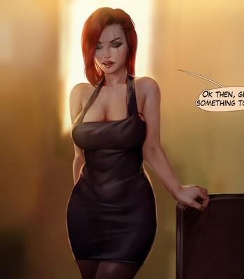 League NTR 2 - Part 1 comic porn sex 058