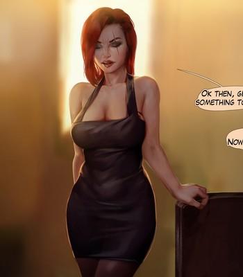 League NTR 2 - Part 1 comic porn sex 059