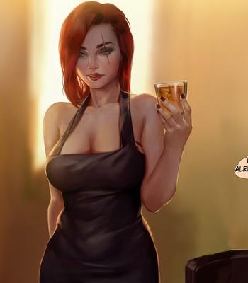 League NTR 2 - Part 1 comic porn sex 083