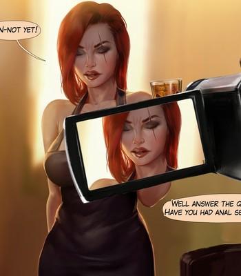 League NTR 2 - Part 1 comic porn sex 086