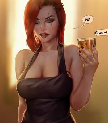League NTR 2 - Part 1 comic porn sex 087