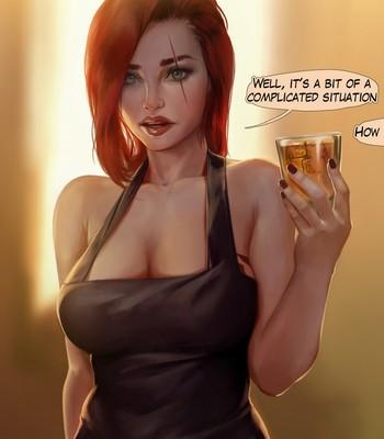 League NTR 2 - Part 1 comic porn sex 088
