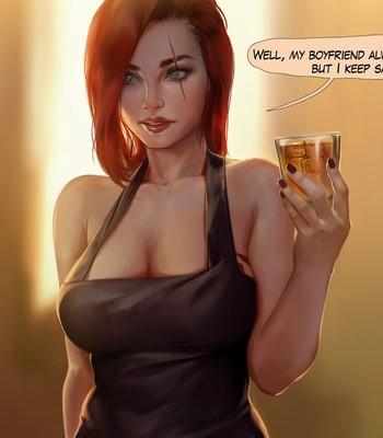 League NTR 2 - Part 1 comic porn sex 089