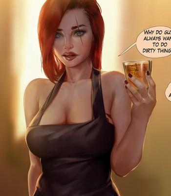League NTR 2 - Part 1 comic porn sex 091