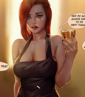 League NTR 2 - Part 1 comic porn sex 092