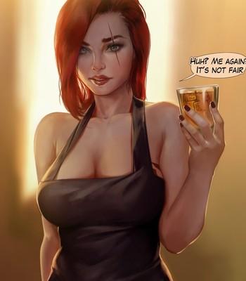 League NTR 2 - Part 1 comic porn sex 094
