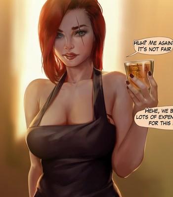League NTR 2 - Part 1 comic porn sex 095