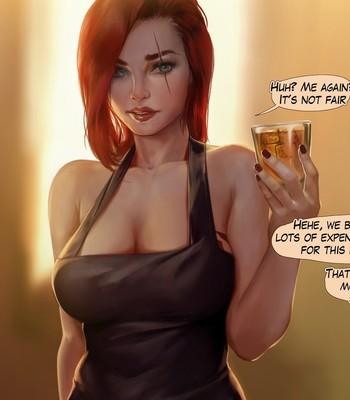 League NTR 2 - Part 1 comic porn sex 096