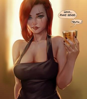 League NTR 2 - Part 1 comic porn sex 098