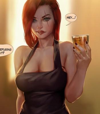 League NTR 2 - Part 1 comic porn sex 099