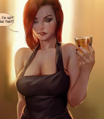 League NTR 2 - Part 1 comic porn sex 101
