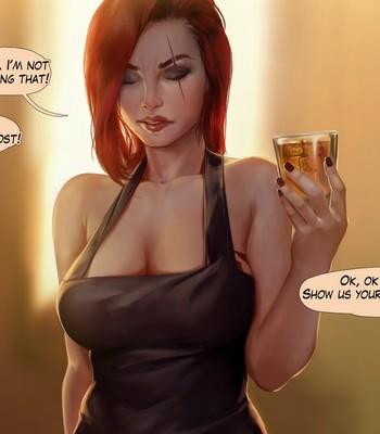 League NTR 2 - Part 1 comic porn sex 102