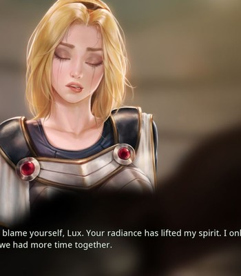 League NTR - Lux The lady Of luminosity comic porn sex 034