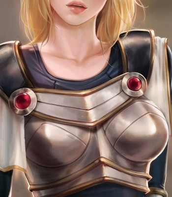League NTR - Lux The lady Of luminosity comic porn sex 062