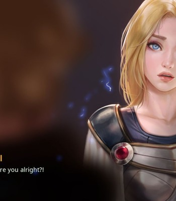 League NTR - Lux The lady Of luminosity comic porn sex 142