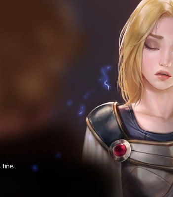League NTR - Lux The lady Of luminosity comic porn sex 143