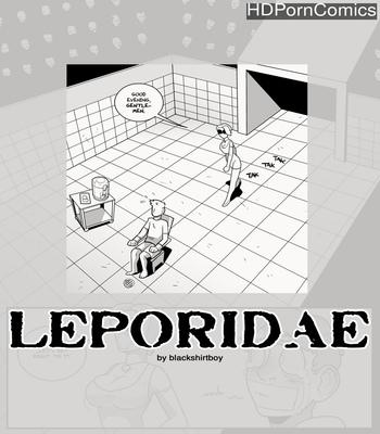 Leporidae 1 free porn comics