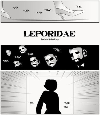 Leporidae 2 free sex comic