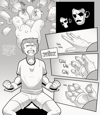 Leporidae 5 free sex comic
