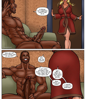 Lessons From The Neighbor – The Third Lesson comic porn sex 008