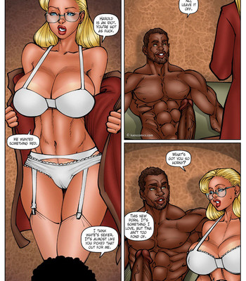 Lessons From The Neighbor – The Third Lesson comic porn sex 009